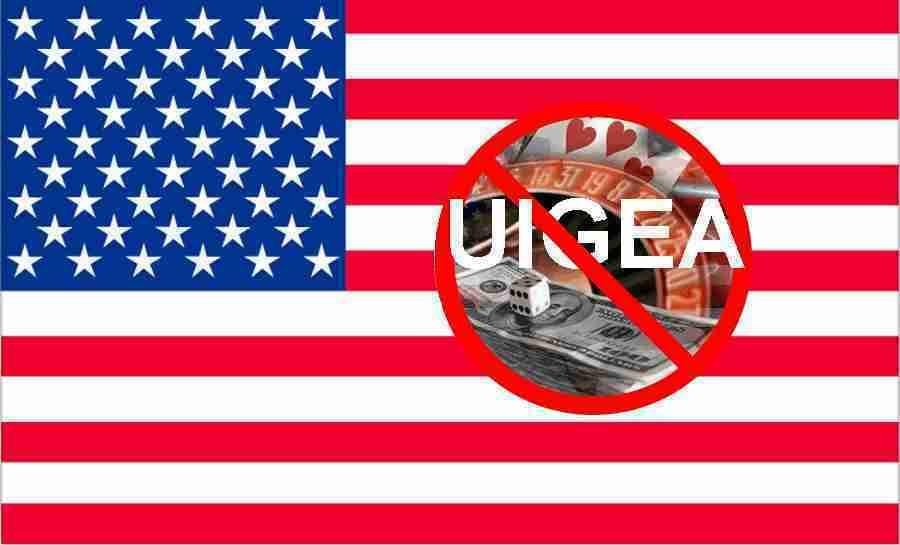 USA legislation (UIGEA)