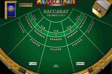 Key Baccarat Tips