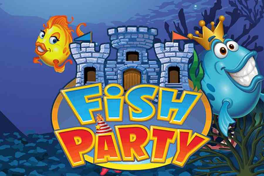 Microgaming Releases Fish Party Slot
