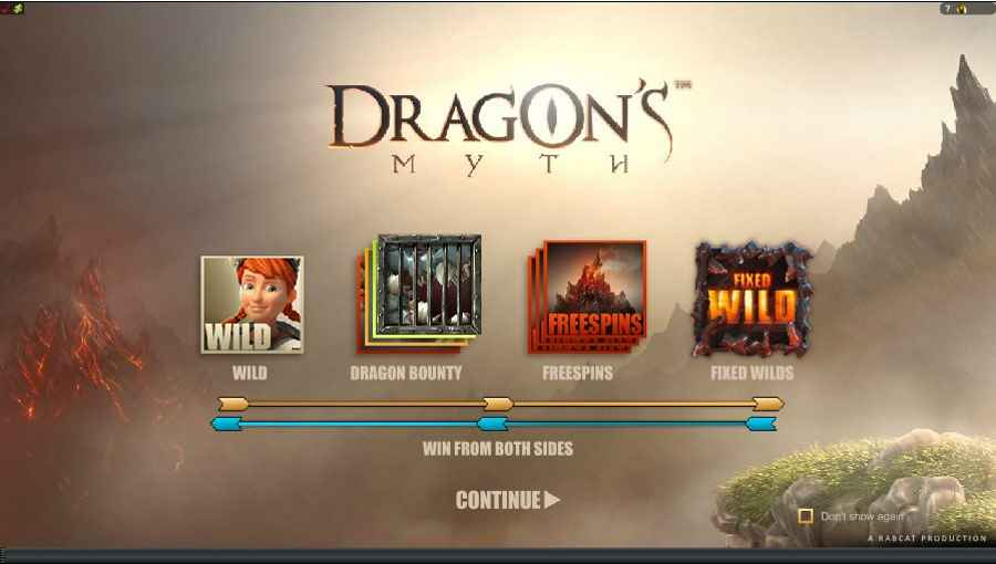 Dragons Myth Bonus Feature