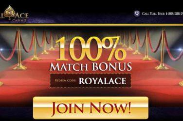 Royal Ace Depsoit Code ROYALACE