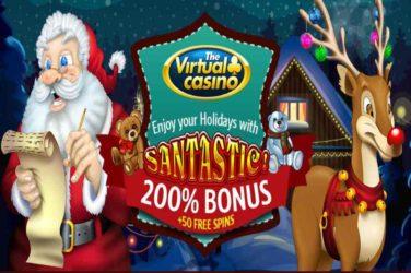 The Virtual Deposit Code SANTASTIC200