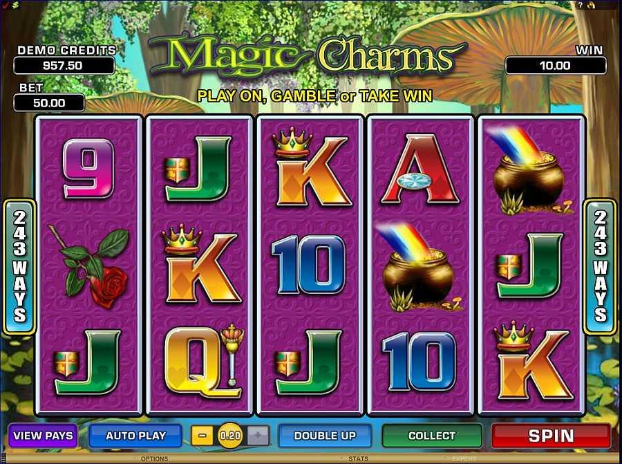 Magic Charms Screenshot