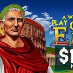 Cool Cat Caesar's Empire Code EMPIRE100