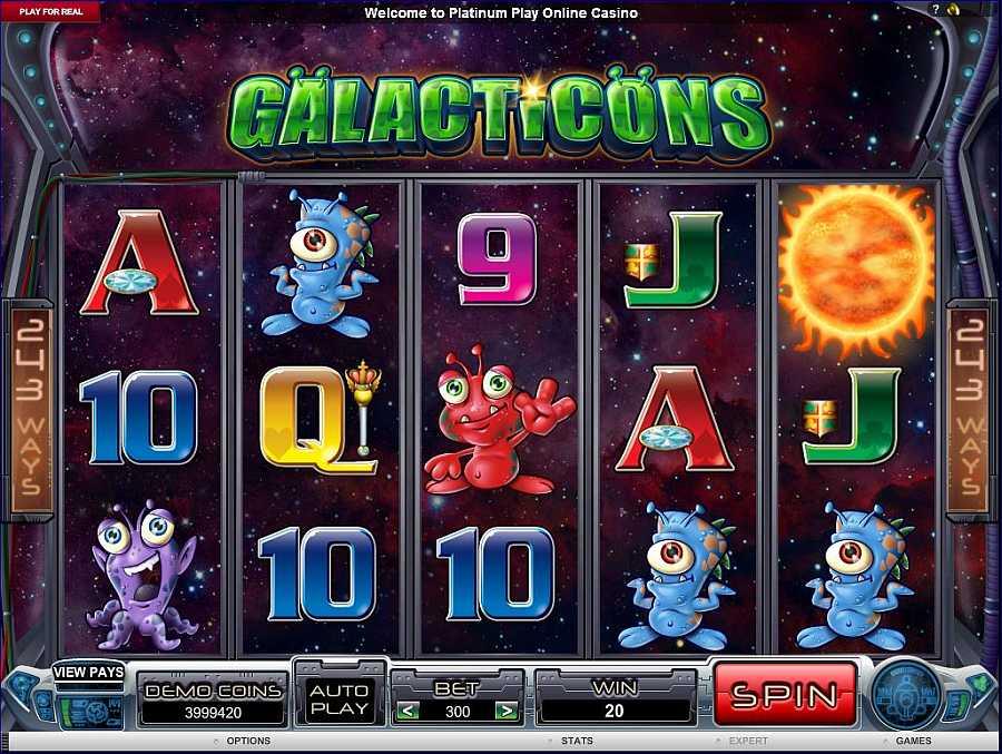 Galacticons Screenshot