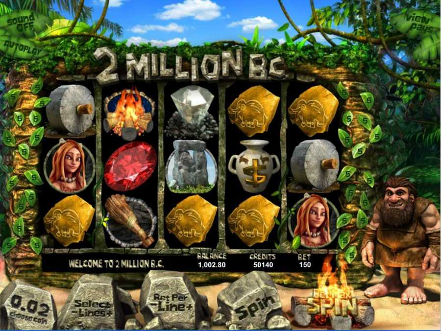 2 Million BC Slots