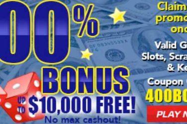 Las Vegas USA Bonus 400BONUS