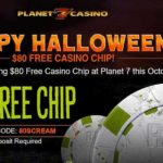 Planet 7 Halloween Code 80SCREAM