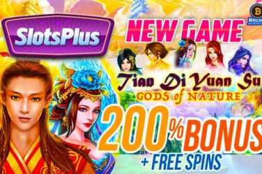 Tian Di Yuan Su new slots with free spins
