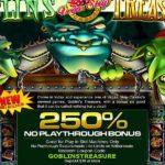 Vegas Strip Goblins Treasure Bonus