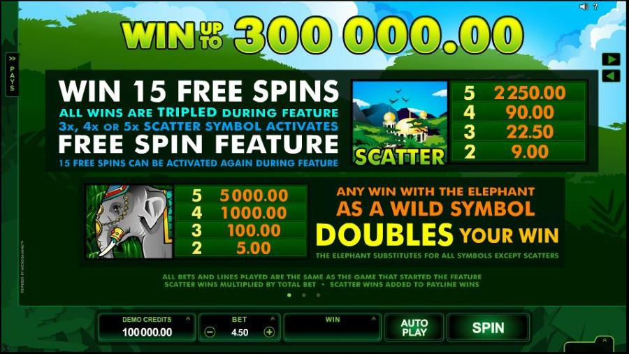 Adventure Palace Free Spins Feature
