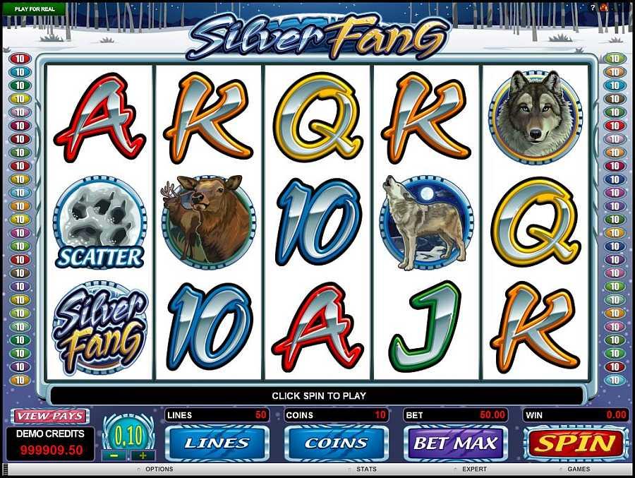 Silver Fang Screenshot