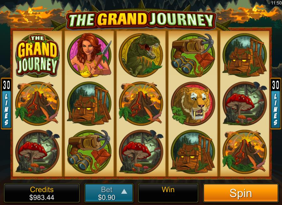 The Grand Journey Screenshot