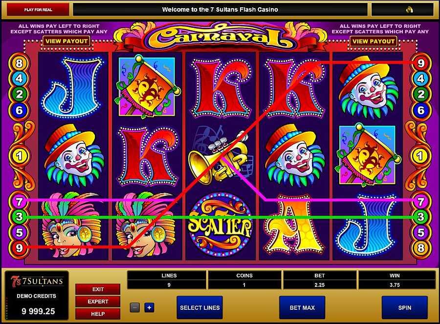 Carnaval Screenshot