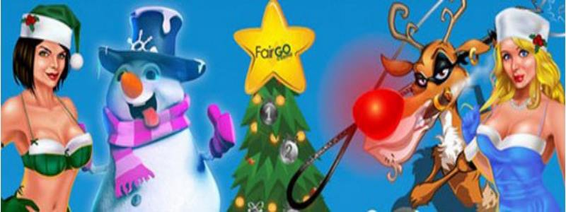 Fair Go Xmas Countdown Free Spins