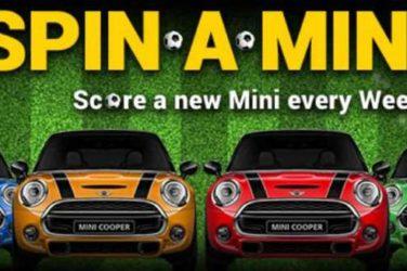 Spin A Mini tournament