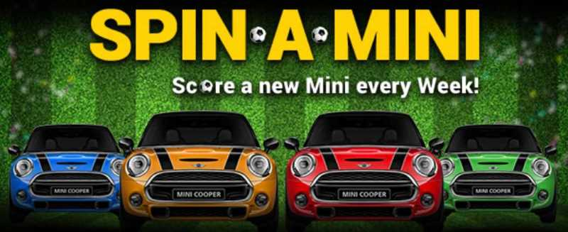 Spin A Mini tournament
