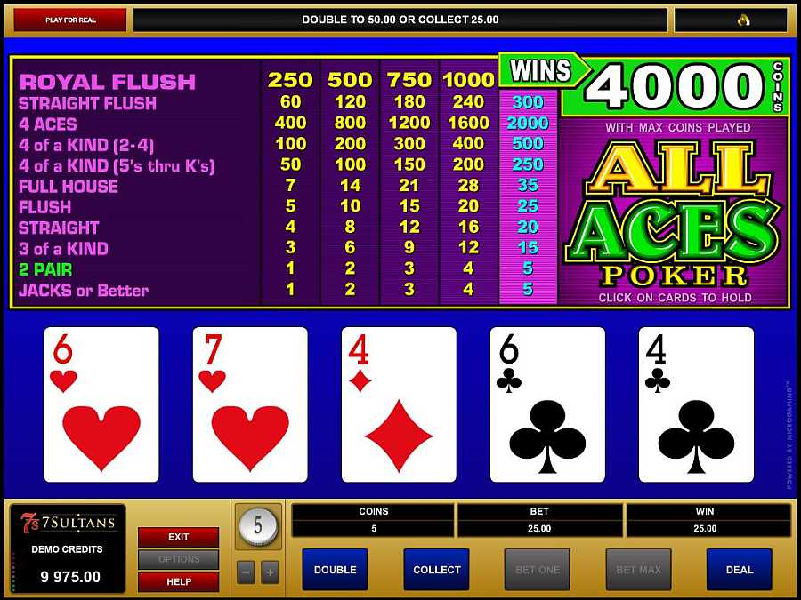 All-Aces-Poker