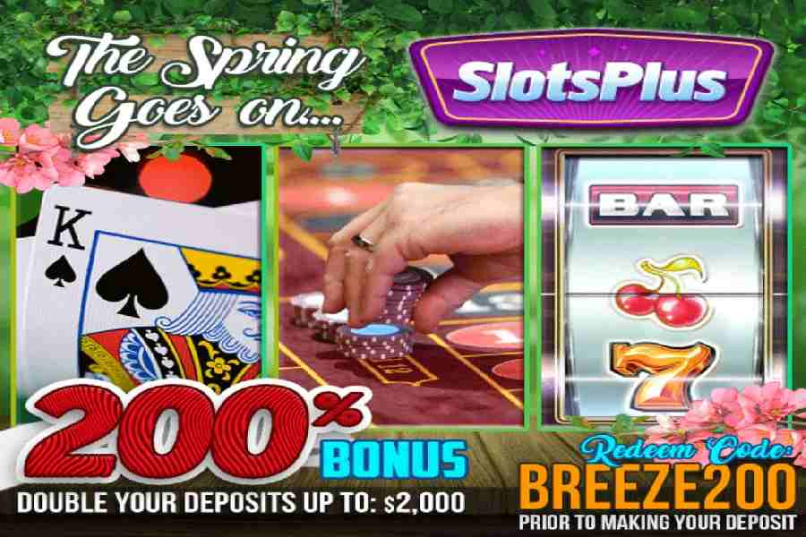 Slots plus casino no code deposit free casino gaming sites