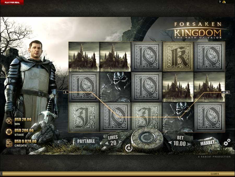 Forsaken Kingdom Screenshot