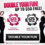 Slots of Vegas No Deposit Code DOUBLEFUN25