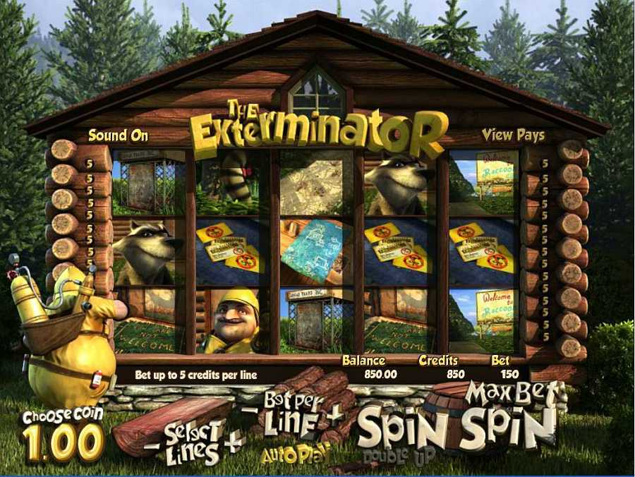 The-Exterminator Screenshot