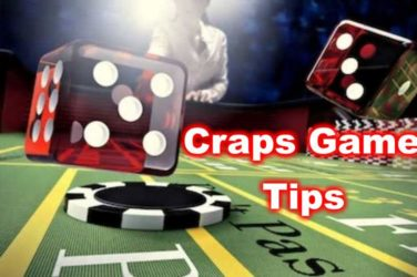 Craps Game Tips