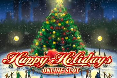 Happy Holidays Slots