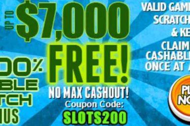 Las Vegas USA Slots Deposit Bonus