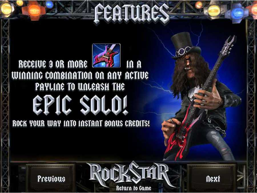 Rockstar Epic Solo Feature