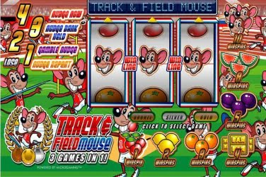 Track & Field Mouse