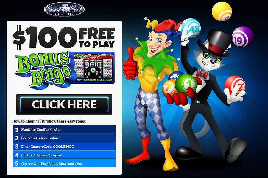 Cool cat casino 100 free