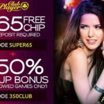 Club Player Deposit Bonus Code