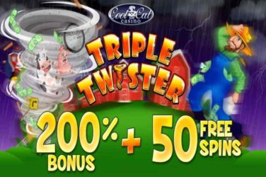 Cool Cat Triple Twister Bonus Code
