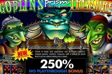 Prism Play through Bonus