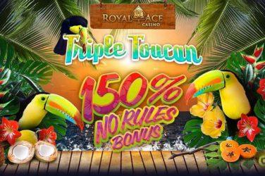 Royal Ace Triple Toucan Bonus