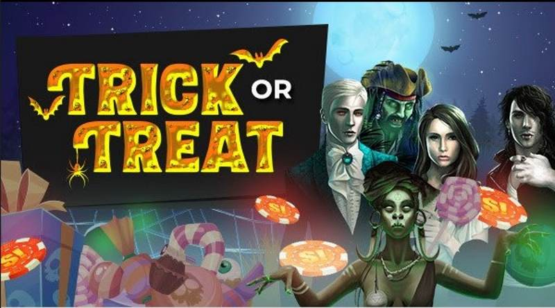 Slotastic Halloween Bonus Codes
