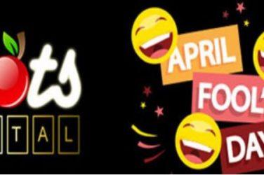 Slots Capital April Fools Offer