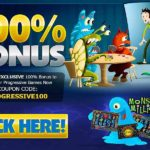 Slot Madness Play Progressive Games