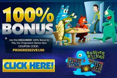 Slot Madness Play Progressive Games