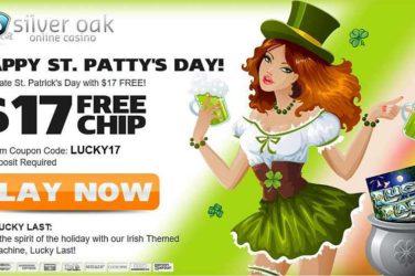 Silver Oak Lucky Last Bonus Code
