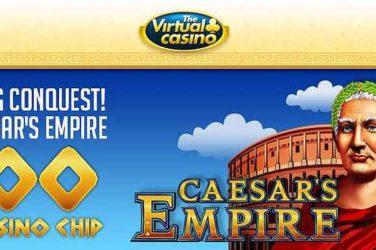 The Virtual Caesars Empire Bonus