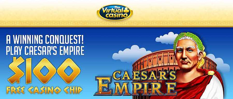 The Virtual Casino No Deposit Bonus 2021
