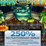 The Virtual Goblins Treasure Bonus Code