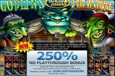 The Virtual Goblins Treasure Bonus Code