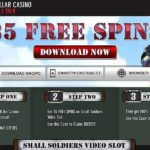 Big Dollar Soldiers Slot Bonus Code