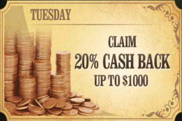 High Noon Cash Back Bonus
