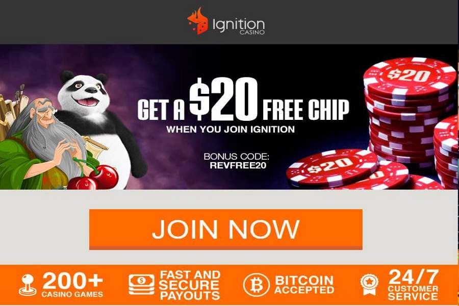 Ignition Casino Bonuses