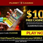 Planet7 Cleopatras Gold Deposit Code