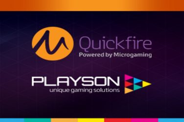 Playson introduces Microgaming's Quickfire Platform